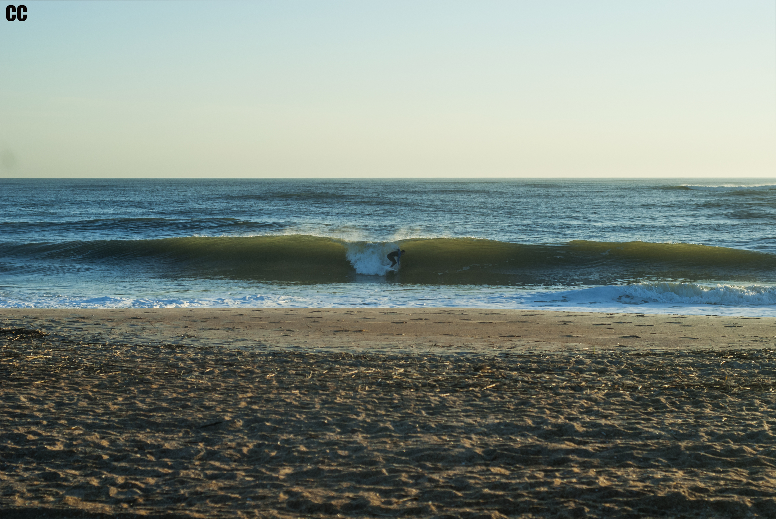 STEPHEN KALTENBACH pulling into his first wave of the morning. I was in the middle of putting my camera in my waterhousing and I look up to this. After this one I knew there was a reason I woke up so early.