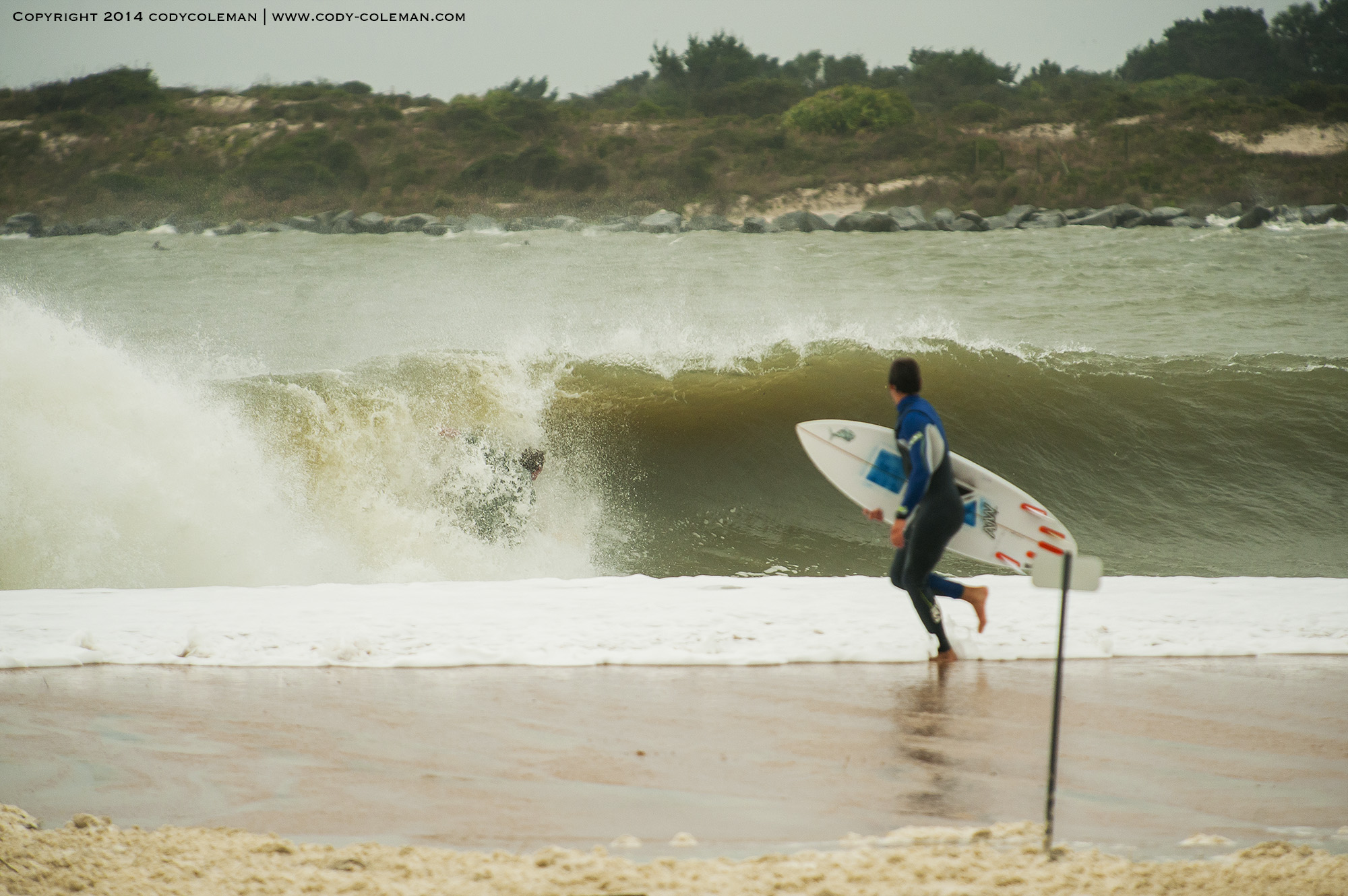 Andrew trying to backdoor a fast one.