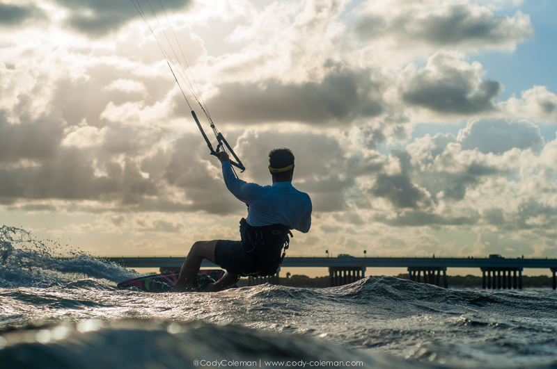 Is there really a better time to kiteboard?