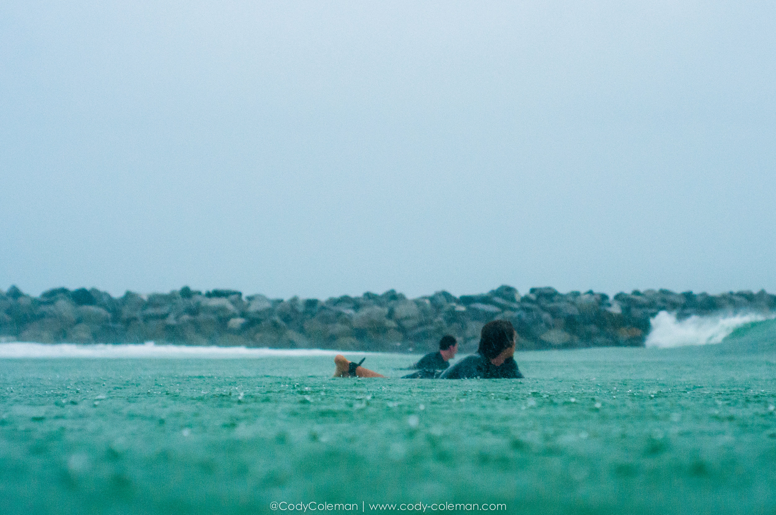 Surf Lifestyle Photographer Cody Coleman Chasing