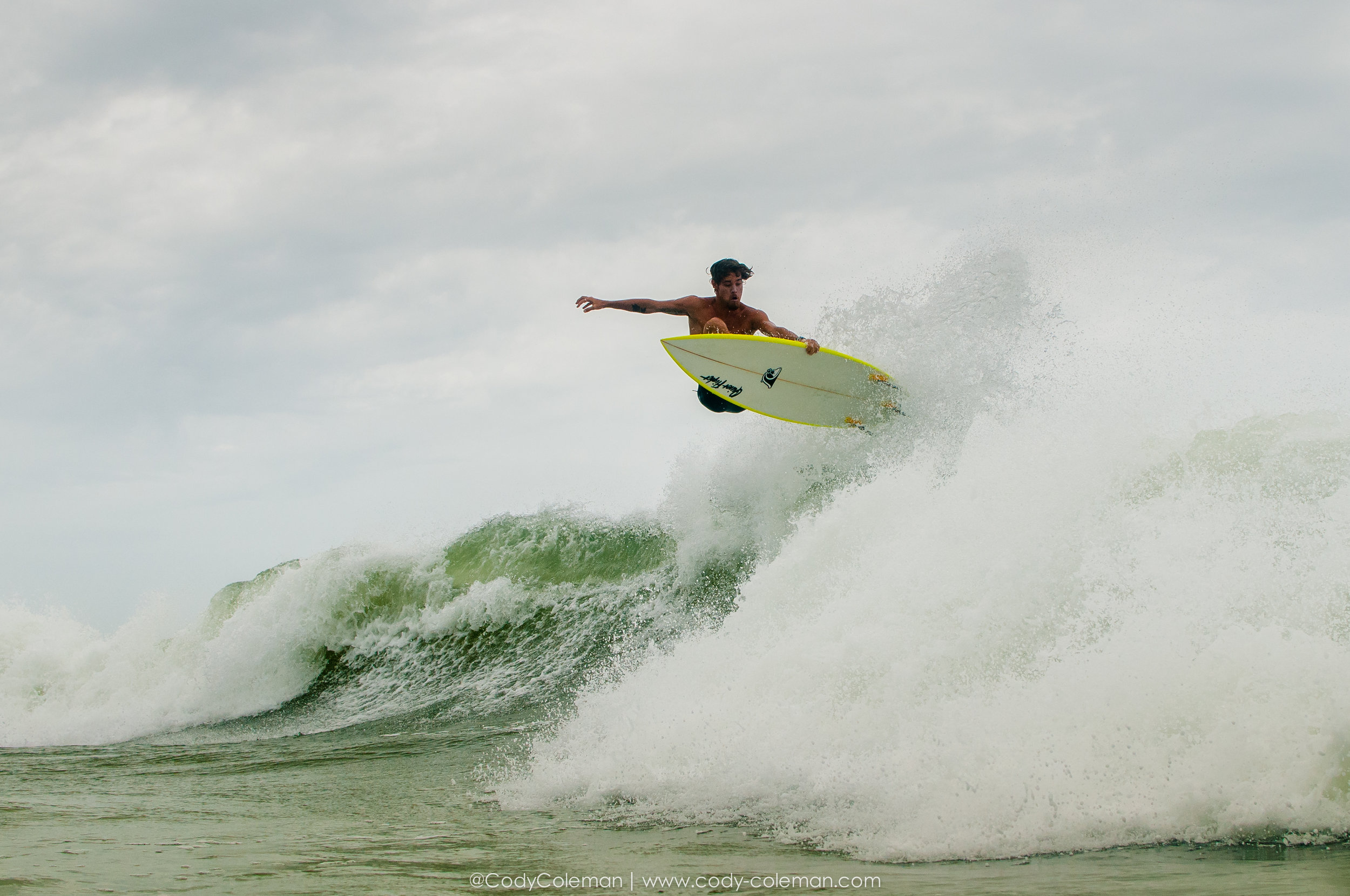 Tubes, Air sections, Open Faces, Alec found them all...