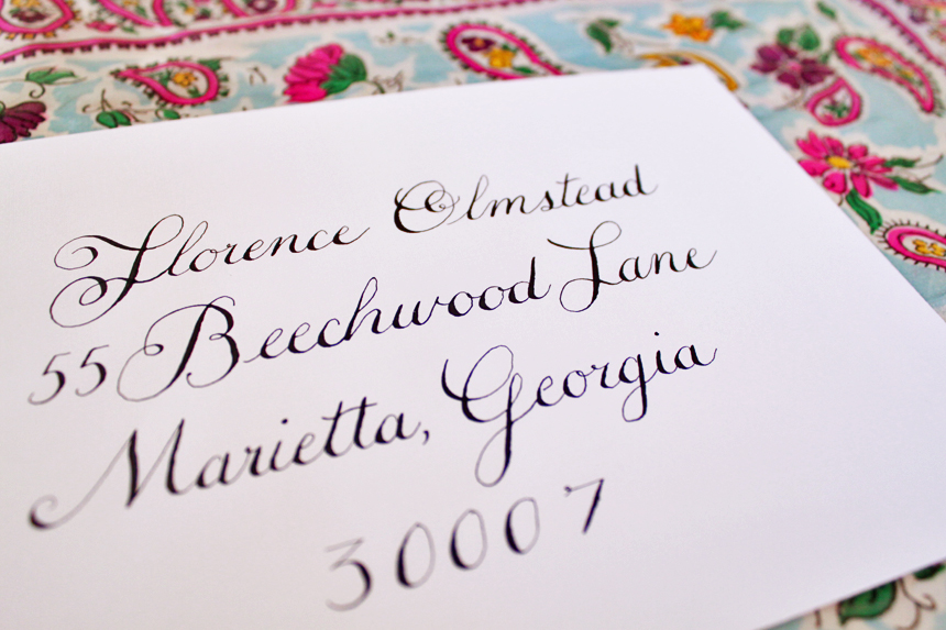 Close-up Copperplate