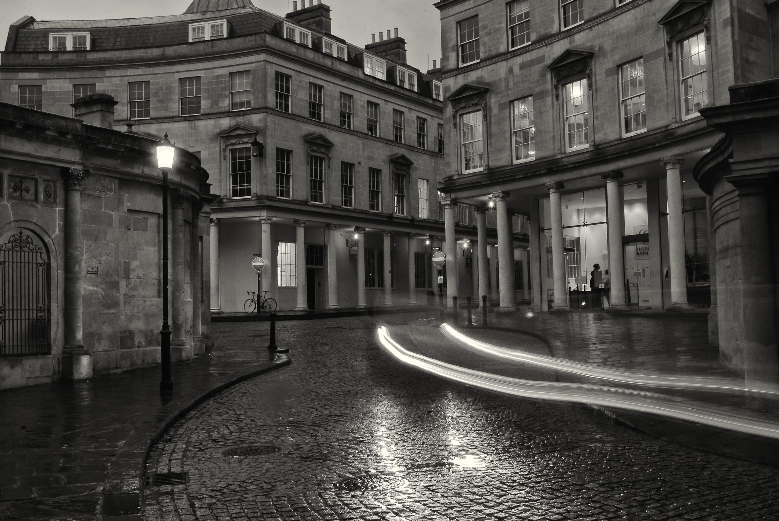 Tuesday Evening   Bath, England