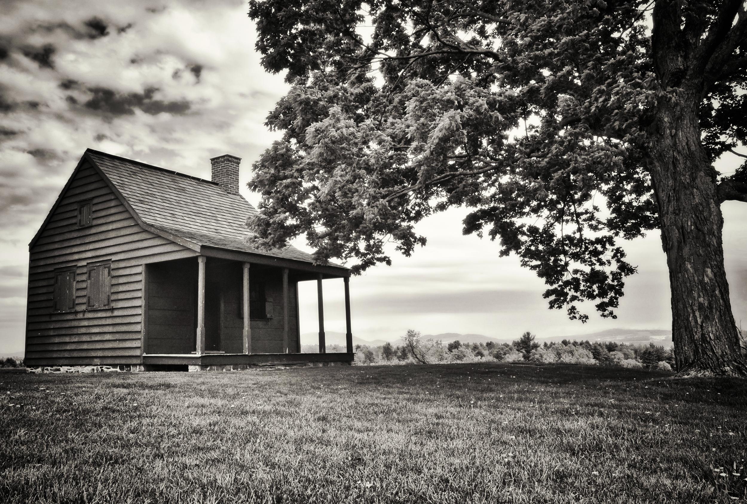 Neilson House   Saratoga National Park, Stillwater, New York
