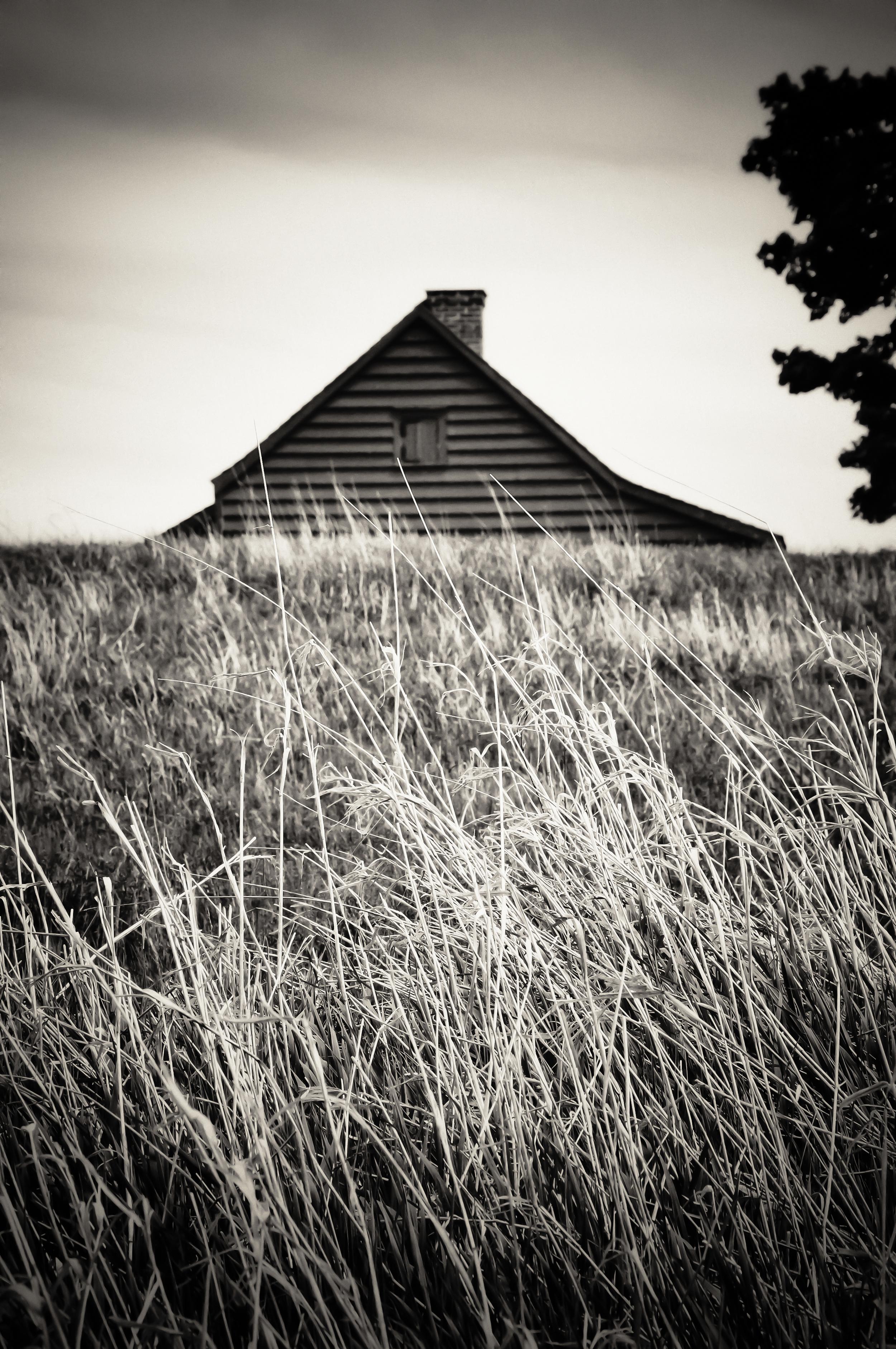 The Fields   Saratoga National Park, Stillwater, New York