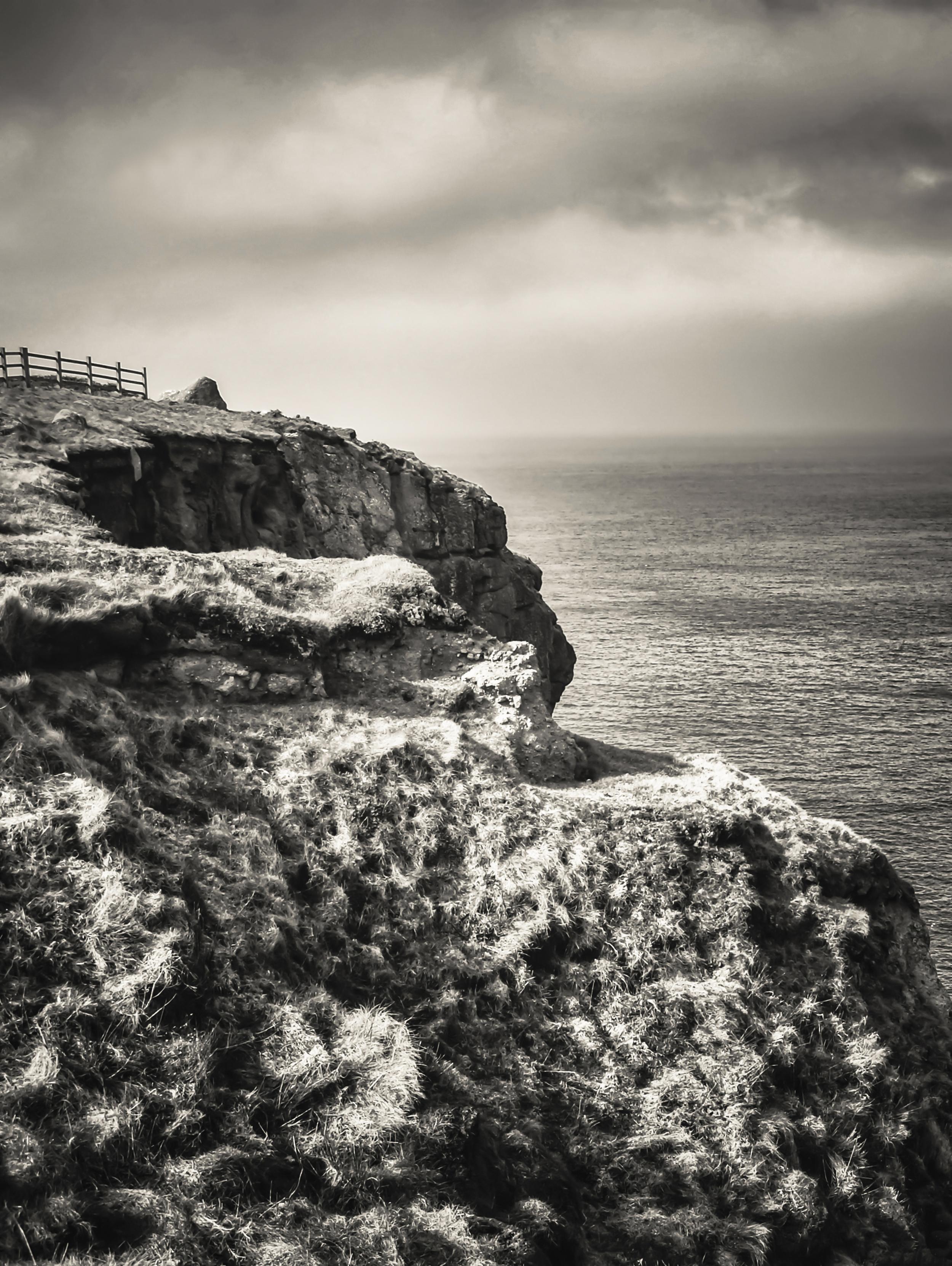 Salt On The Breeze   Near Land's End, Cornwall