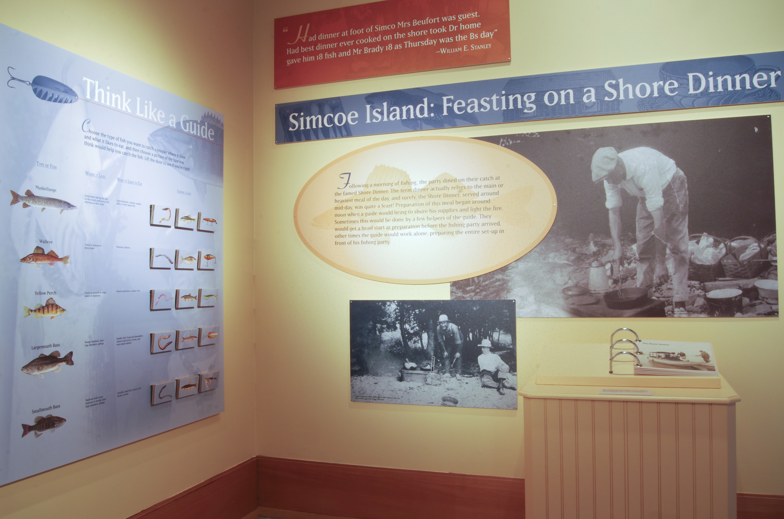 """The Lure of the Thousand Islands"" exhibition   Antique Boat Museum, Clayton, N.Y"