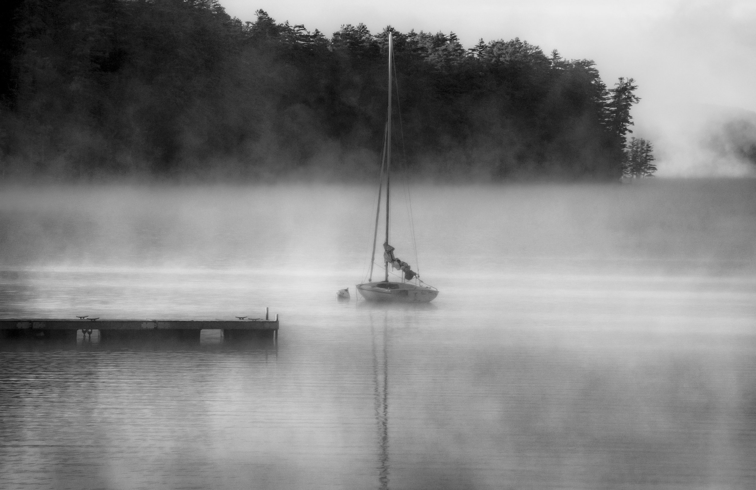 This Morning   Harrison, Maine