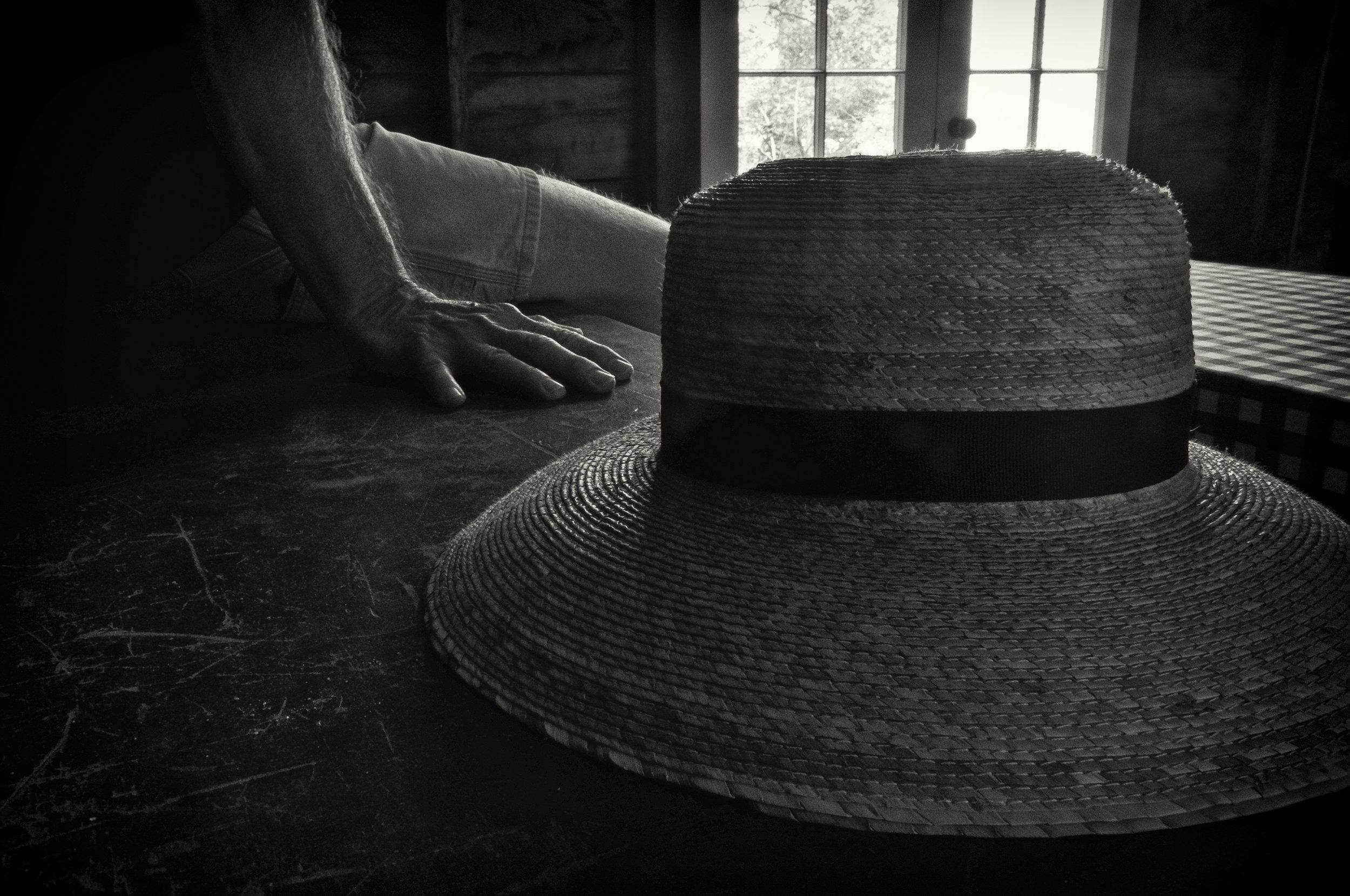 The Gardener's Hat II   South Paris, Maine