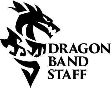 Dragon Band Staff Logo - Download PNG fileDownload AI fileDownload PDF file