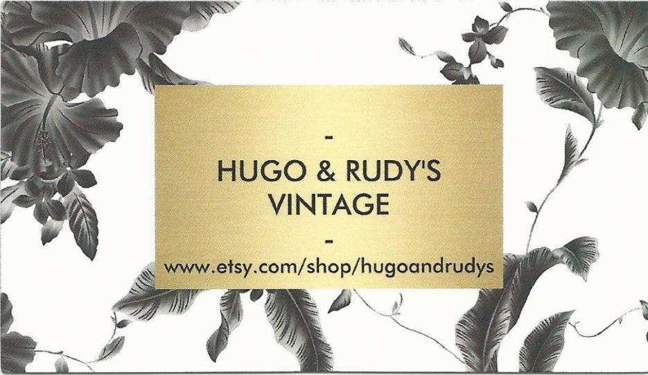 Hugo & Rudy's Vintage Jewelry