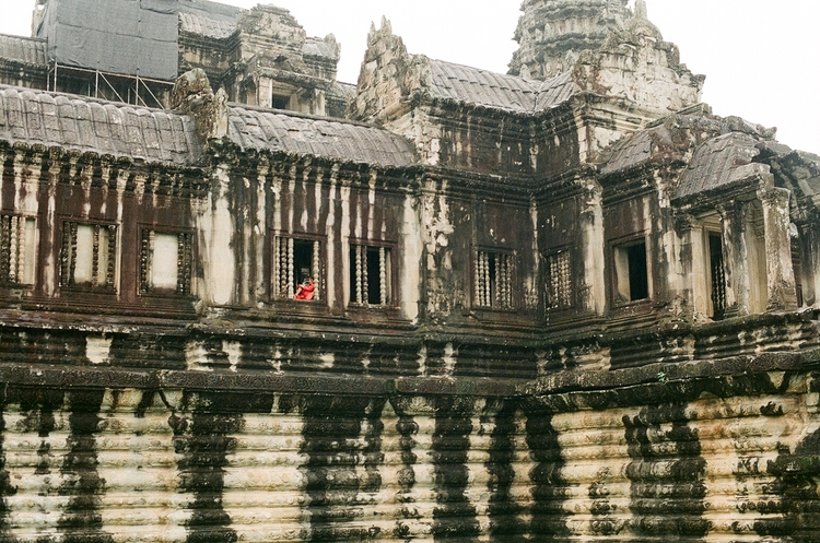 Cambodia Indonesia trip, Basil Glew-Galloway
