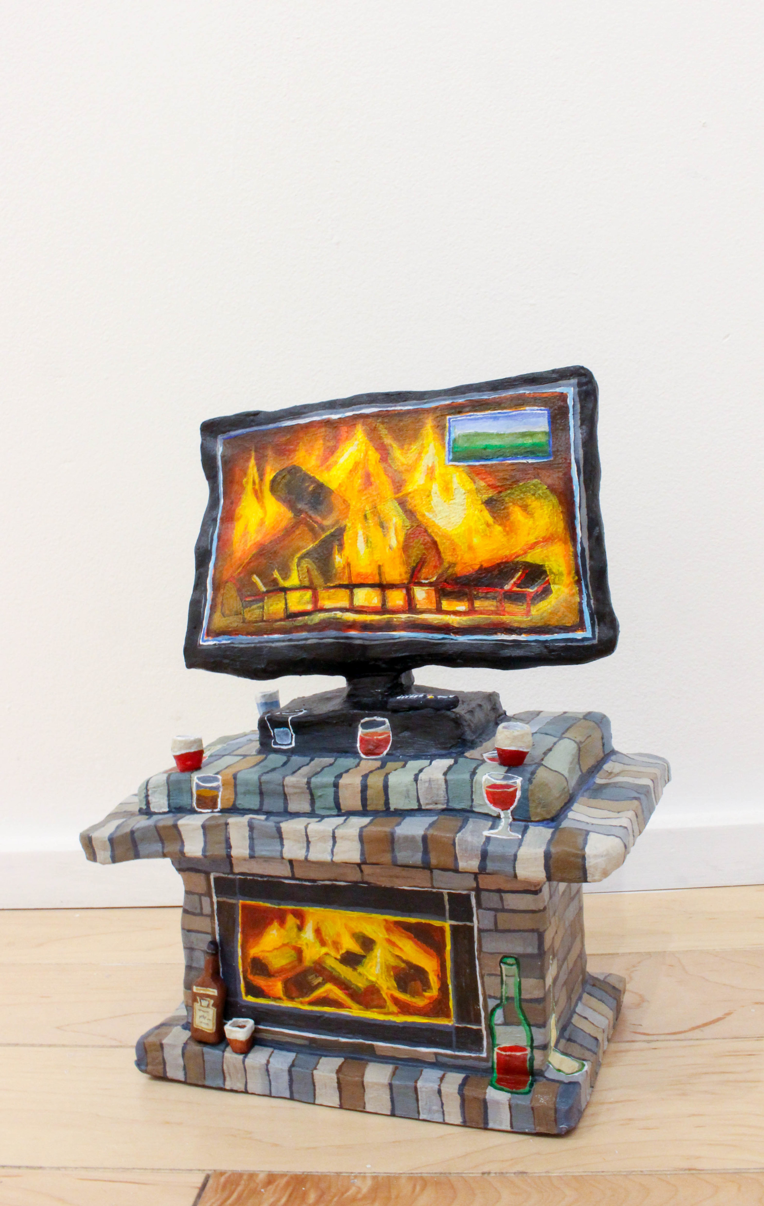 Fireplace Channel