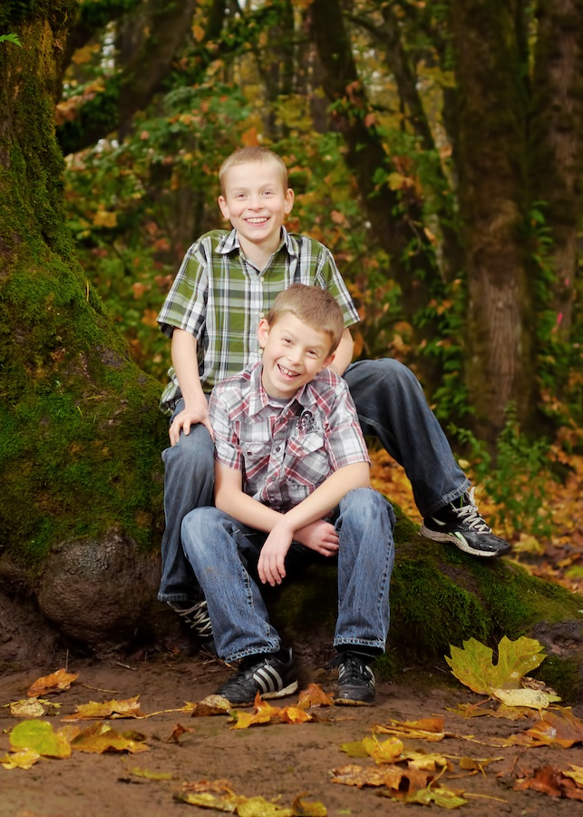 Family Portrait Photography, Keizer, Oregon