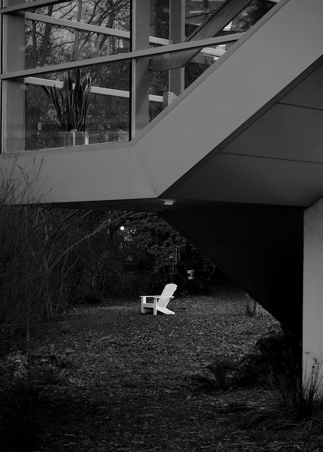 Adirondack - Willamette University, Salem, Oregon - Fuji XE-1, 18-55mm
