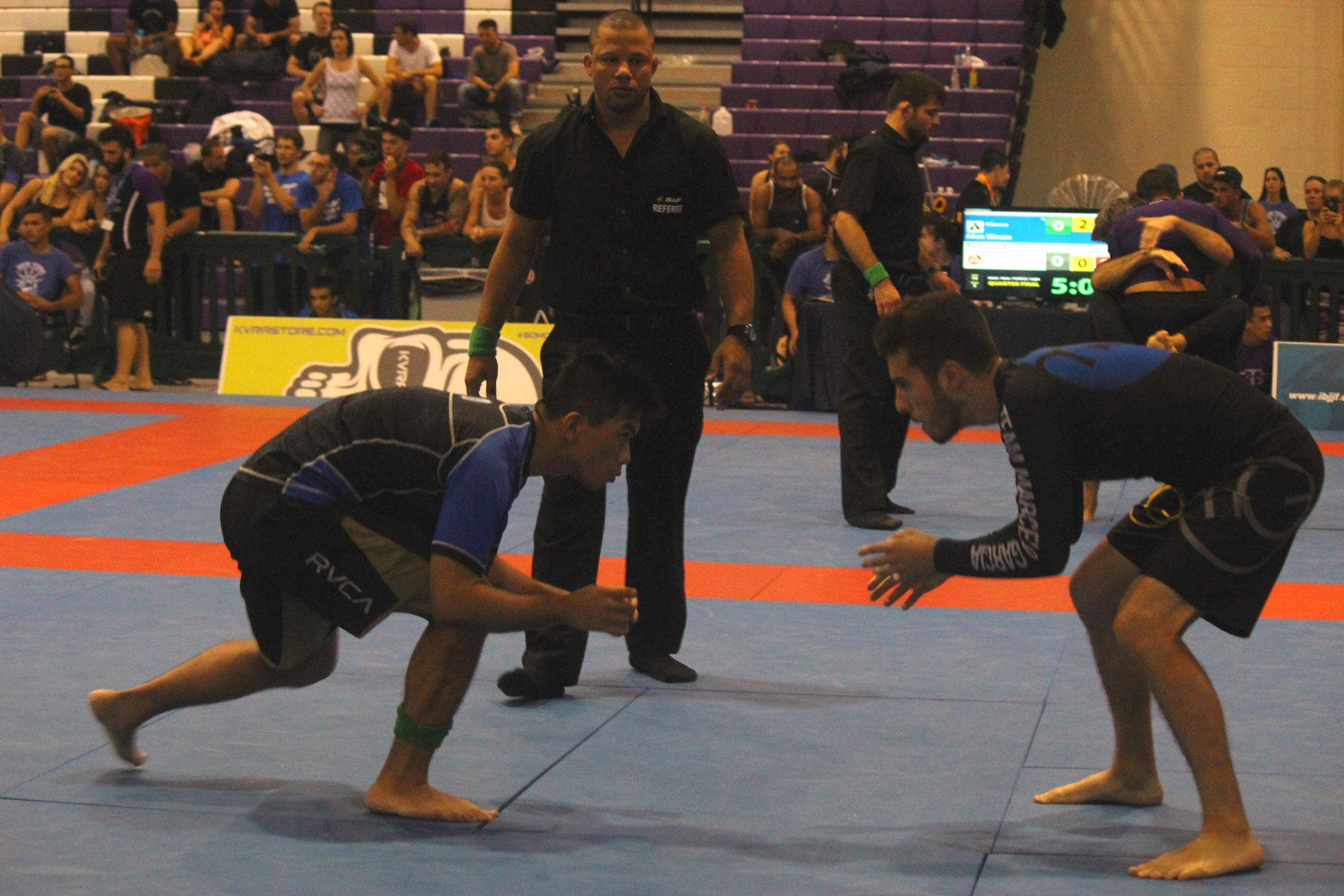 What I Learned From My First Jiu Jitsu Competition — DiSalvo