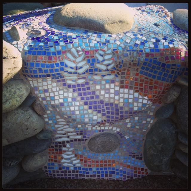 Centenial Mosaic Art 3