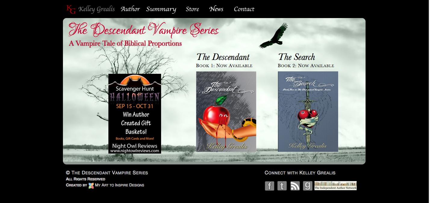 Visit Kelley's Website
