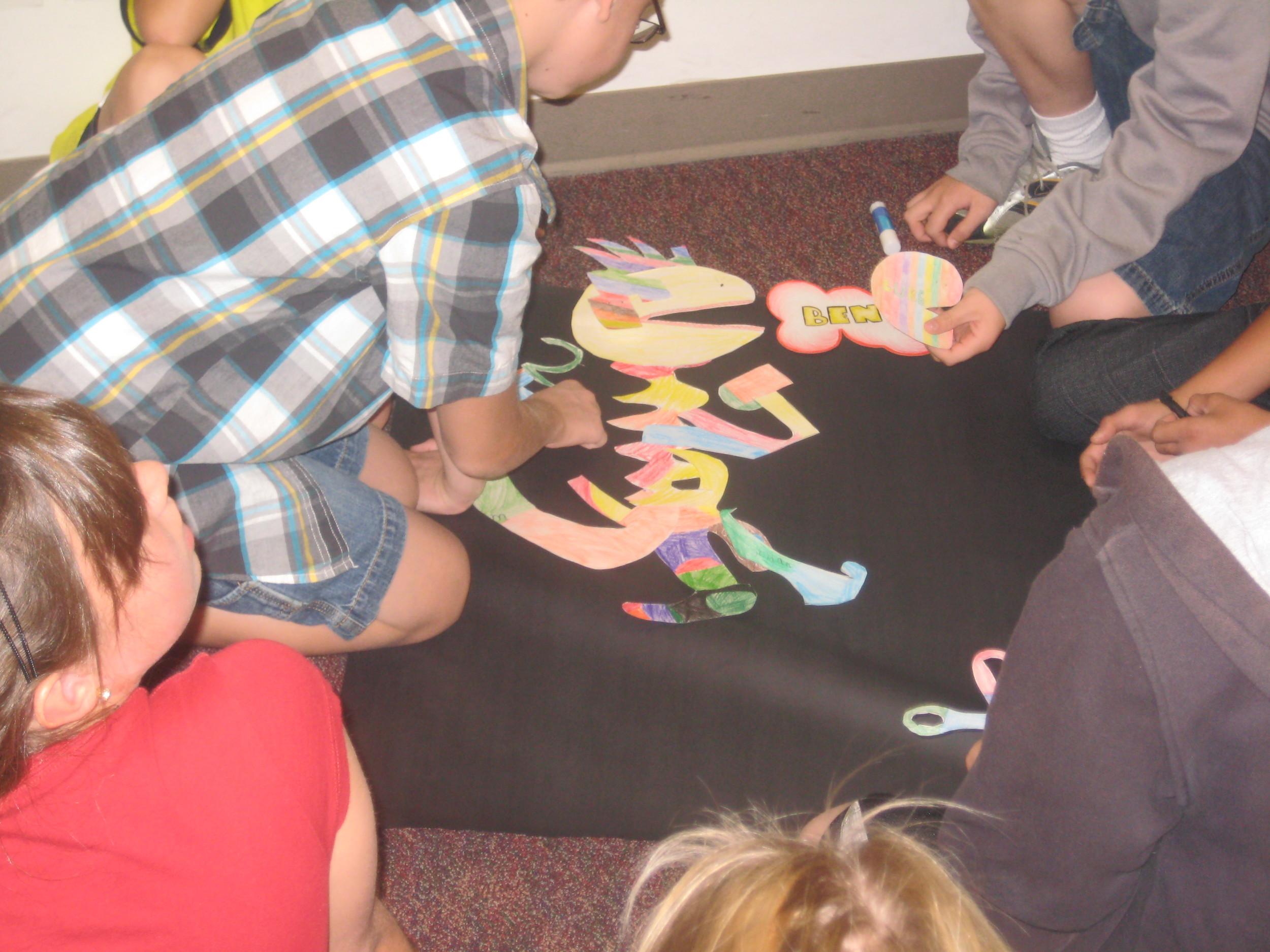 Collaborative art group
