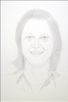 Figure 10: Nikki drawn and grid erased.