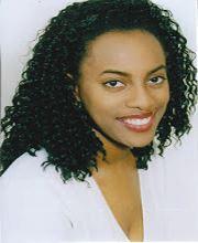 Author Shadona Richards