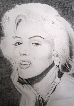 From this To That: Marilyn Monroe, November 2012