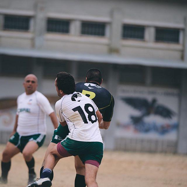 Há um ano fez-se história, esta semana iniciou-se uma tradição: o segundo jogo entre o EP Lisboa e o EP Vale de Judeus. Muitos parabéns ao Rugby Com Partilha, especialmente ao Manel Cortes e ao António Abreu, e a todos os voluntários. #rugby
