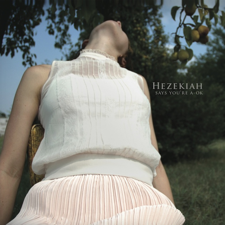 """Hezekiah Says You're A-OK"" - Hezekiah Jones    Click to Purchase CD or Download at Bandcamp"