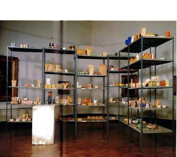 Joseph Beuys,  Wirtschaftswerte  (Economic Values), 1980