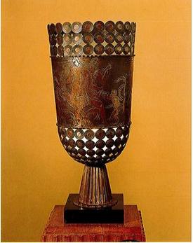 Brandt, Table Lamp, 1926-28