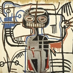 Jean-Michel Basquiat ,   Untitled , Undated © Estate of Jean-Michel Basquiat, All Rights Reserved.