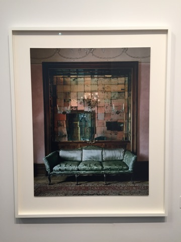 Mirror Grid, Milan by Michael Eastman at Edwyn Houk Gallery - The Armory Show