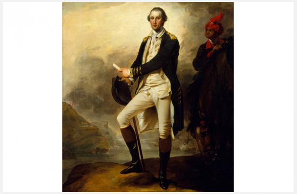 John Trumbull (1756–1843),  George Washington (1732–1799)  , 1780. Metropolitan Museum of Art Bequest of Charles Allen Munn, 1924, 24.109.88