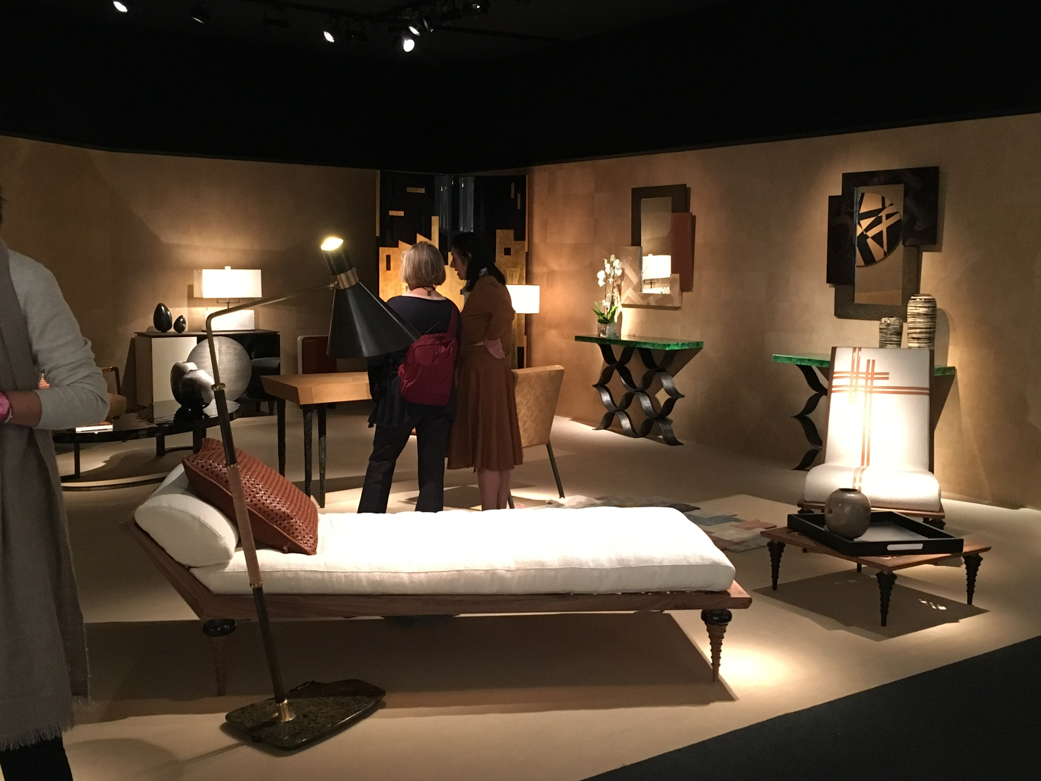 Stand C1 – Pinto Paris – a stand you could just move into!