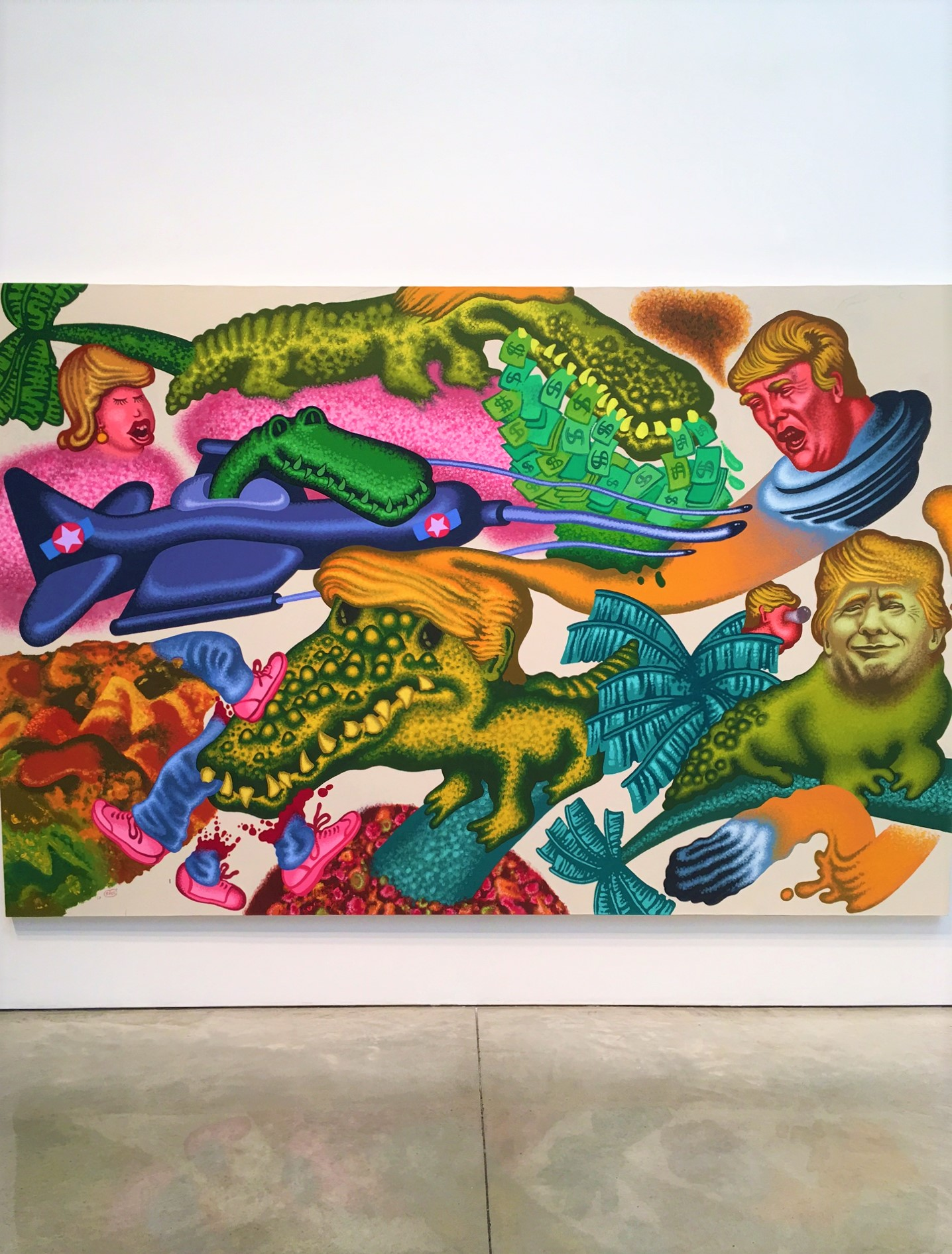 Peter Saul art appraisal.JPG