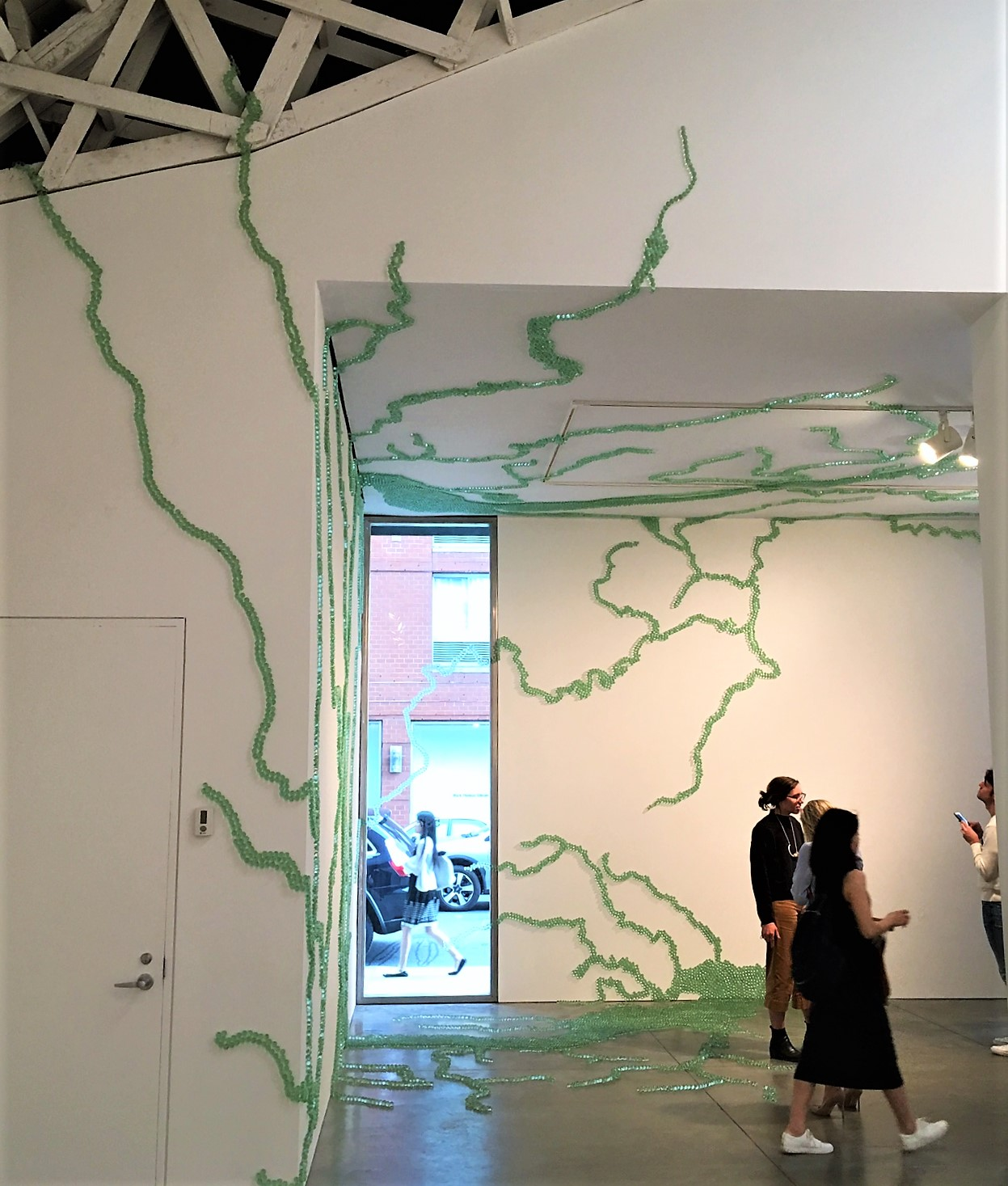 Maya Lin exhibition view.JPG