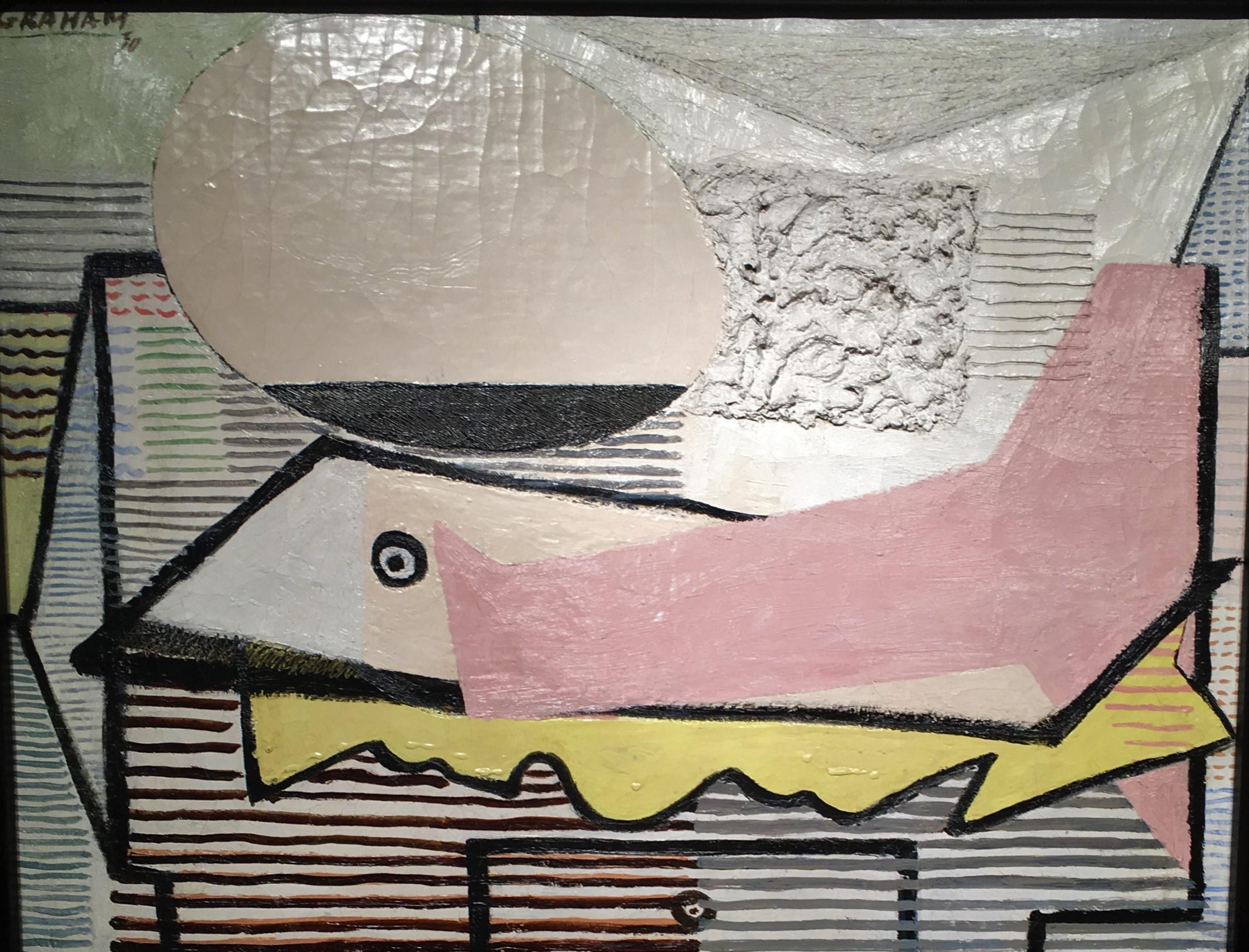 John D. Graham, White Fish 1930.JPG