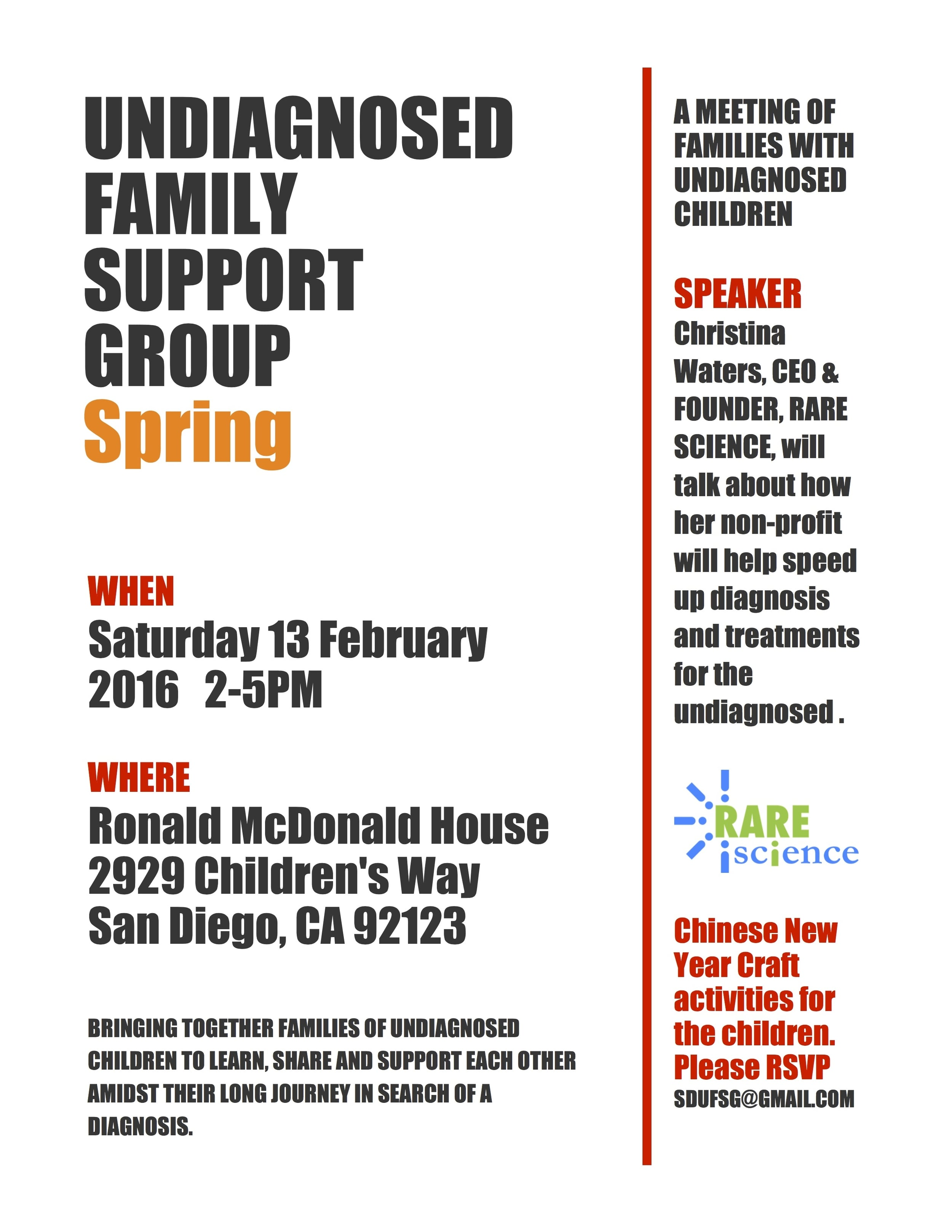 UNDIAGNOSED SUPPORT GROUP MTG Feb 2016 copy.jpg