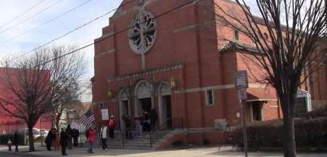 Assumption-All Saints Parish, Jersey City