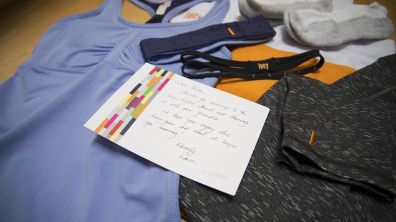 Becca Cahan Lucy Activewear