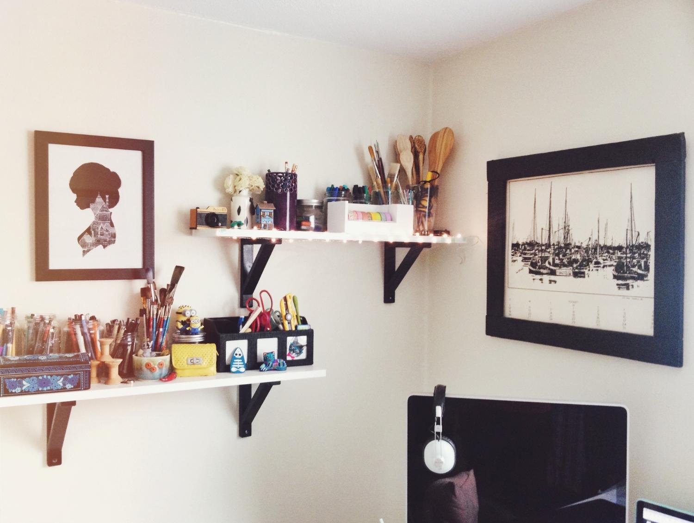 Becca Cahan Home Studio