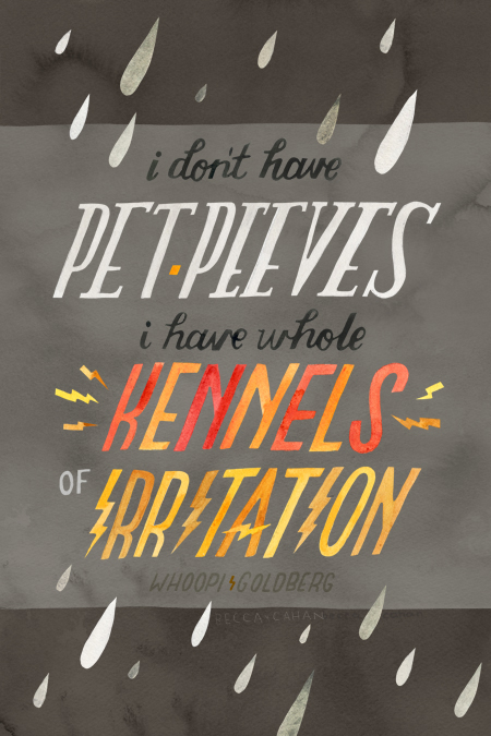 """Kennels of Irritation"" by becca cahan"