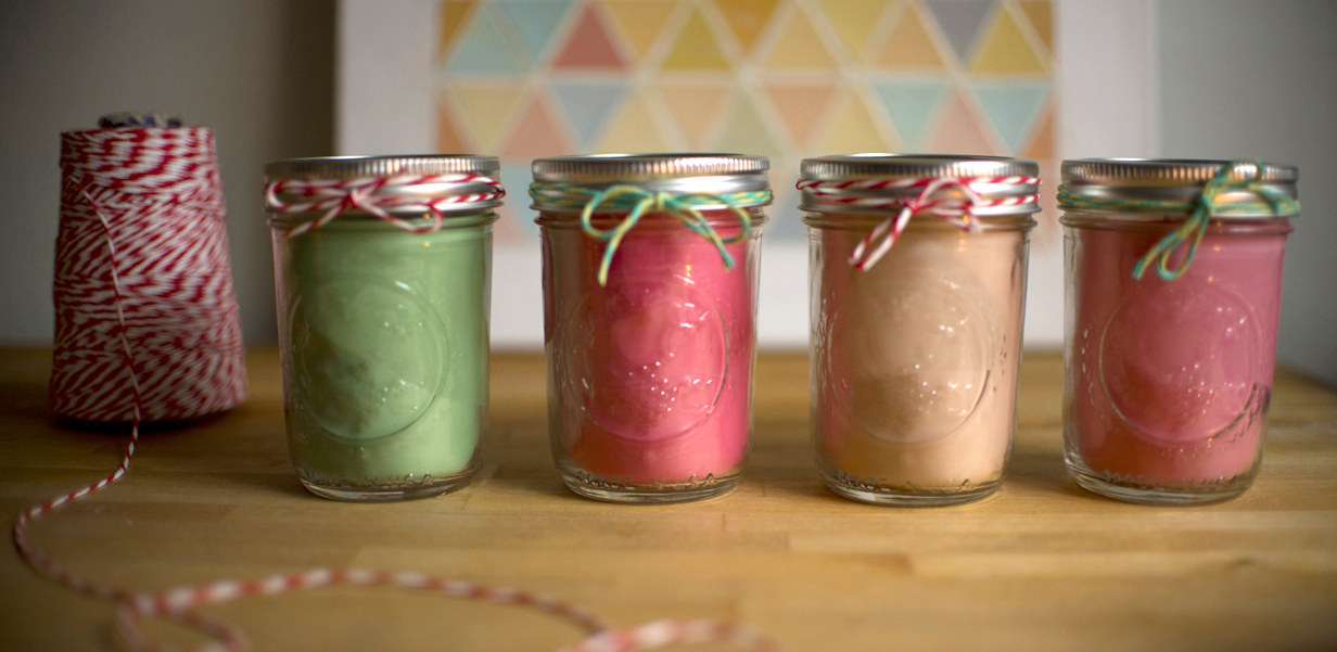 Soy Wax Candles by becca cahan