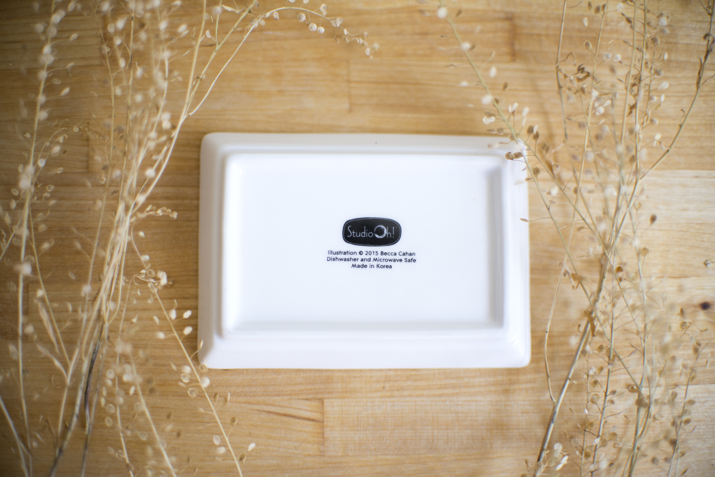 Studio Oh! trinket dishes by Becca Cahan