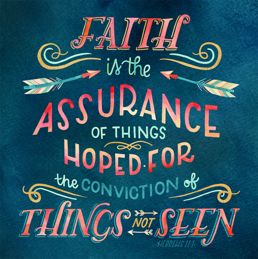 """""""Faith"""" by Becca Cahan"""