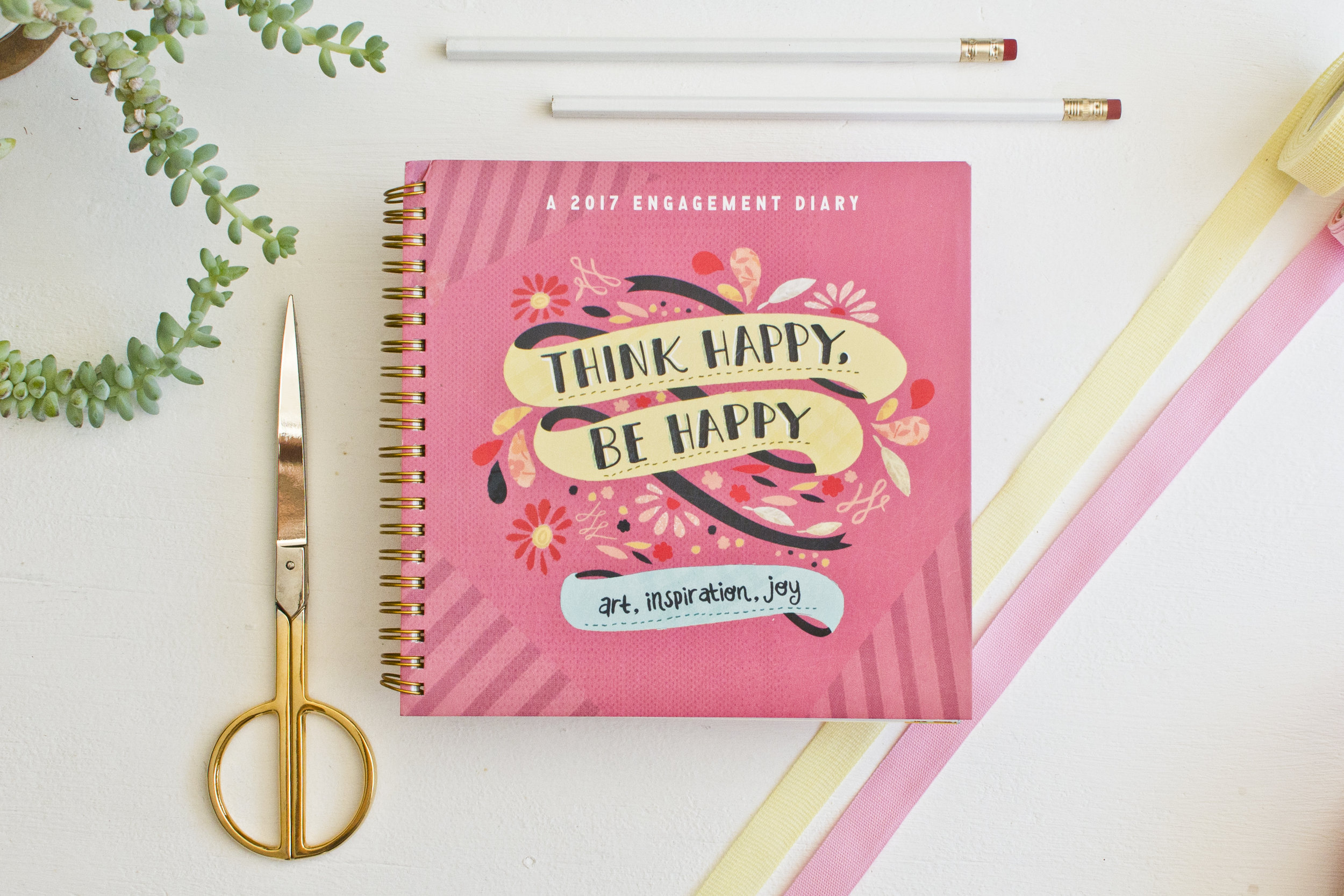 Workman Publishing 2017 Planner-Photo by Becca Cahan as seen on Beccacahan.com