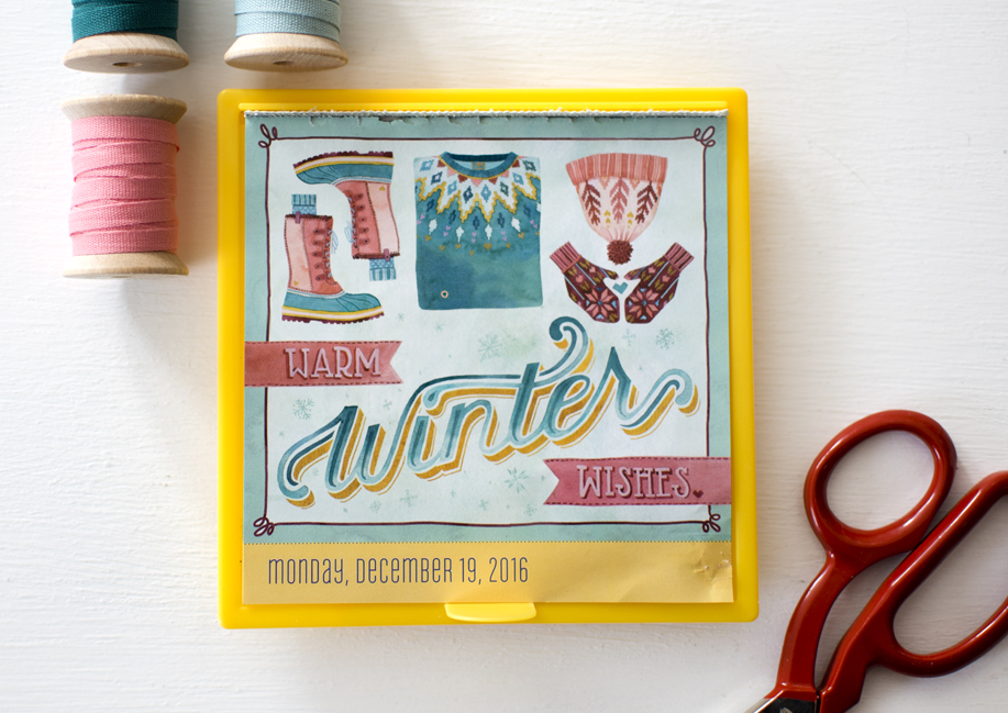 2016 Page A Day Calendar for Workman Publishing by Becca Cahan.jpg