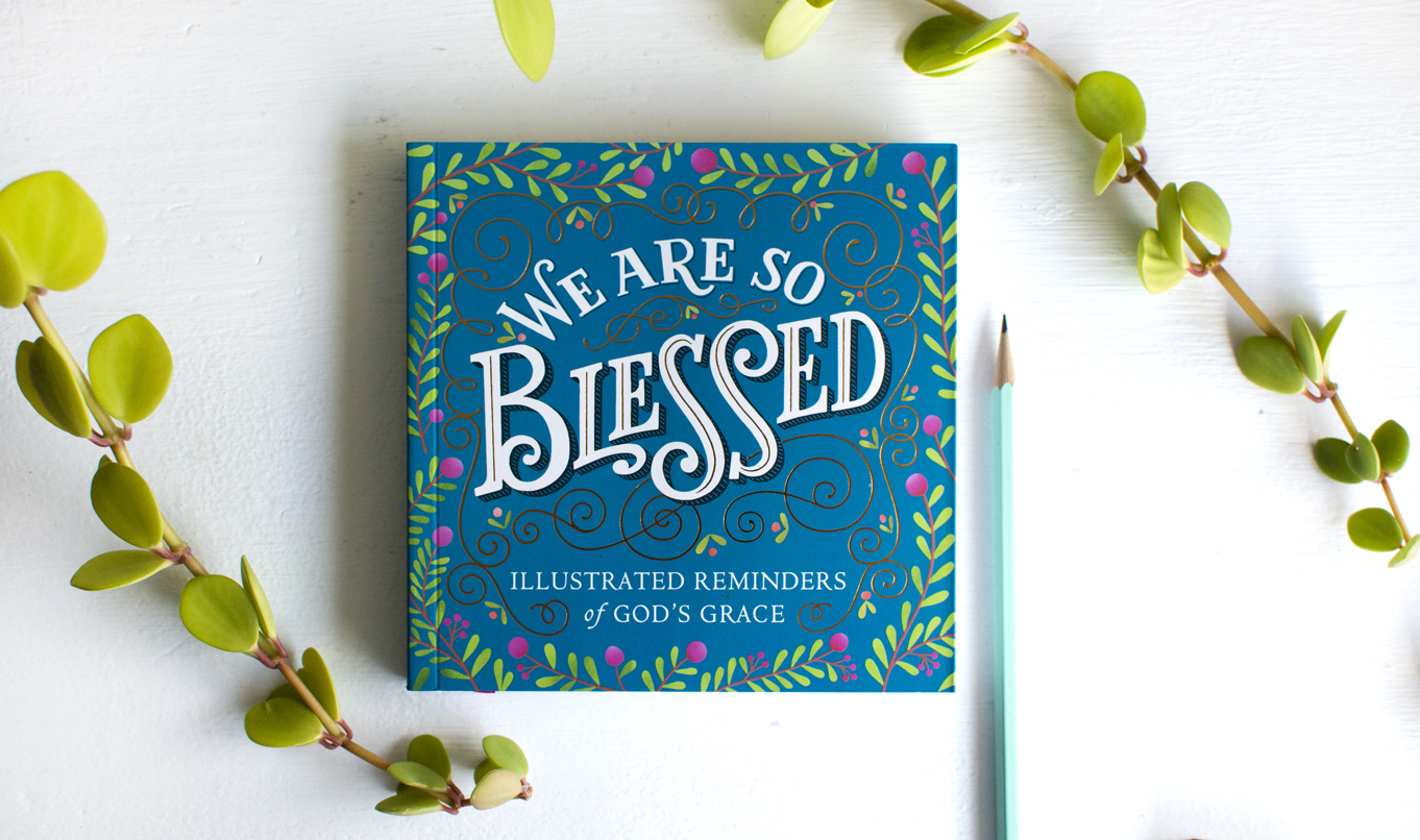 """""""We Are So Blessed"""" Workman Publishing Book"""