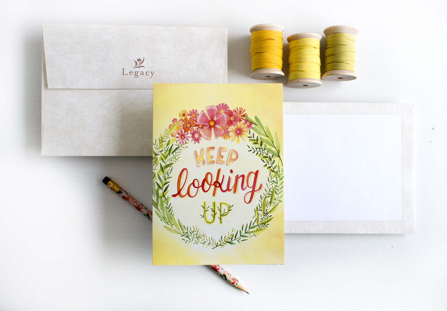 Becca Cahan Illustration for Legacy Publishing Group