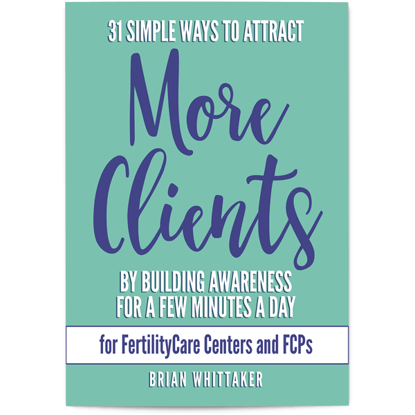 31 Simple Ways to Attract More Clients ebook image